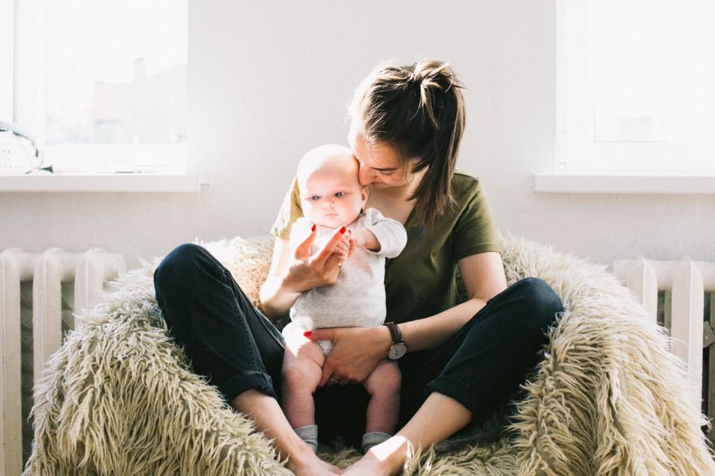 New Mom's Guide to Losing Baby Weight